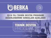 BEBKA'DAN 2 PROJEYE TEKNİK DESTEK
