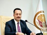 VALİ ŞENTÜRK'TEN BAYRAM MESAJI