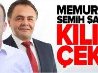 MEMUR-SEN SEMİH ŞAHİN'E KILICI ÇEKTİ!