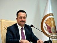 VALİ ŞENTÜRK'ÜN 6 EYLÜL MESAJI