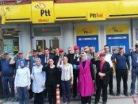 PTT'DEN ASKERİMİZE SELAM