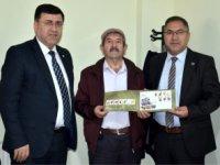 PTT'DEN GAZETEMİZE ZİYARET