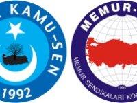 SENDİKALAR ZULME 'DUR' DEDİLER