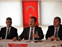 'BİLECİK'İ DAHA İYİ NOKTALARA GETİRMEK İSTİYORUZ'