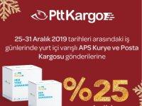 PTT'DEN YENİ YIL KAMPANYASI