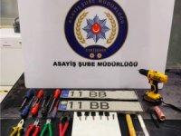 OTO FARESİ POLİSTEN KAÇAMADI