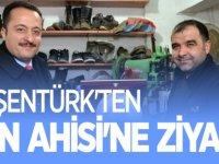 VALİ ŞENTÜRK'TEN YILIN AHİSİNE ZİYARET