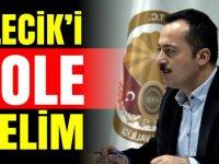 BİLECİK'İ İZOLE EDELİM