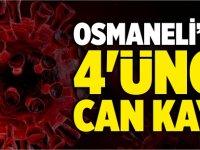 OSMANELİ'NDE 4'ÜNCÜ CAN KAYBI