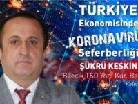 TSO BAŞKANI KESKİN BLOOMBERGHT'YE KALEME ALDI