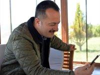 VALİ ŞENTÜRK VİDEO KONFERANSLA YAŞLILARIN BAYRAMINI KUTLADI