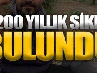 2200 YILLIK SİKKE BULUNDU