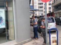 Banka karantinaya alındı