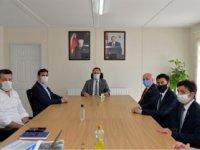 Bilecik Valisi Şentürk, Yenişehir Yolunu İnceledi