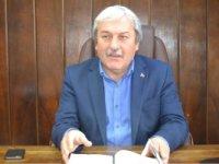 Osmaneli Belediye Başkanı Münür Şahin'den Cumhurbaşkanı Erdoğan'a teşekkür