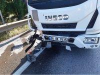 Bozüyük-Eskişehir yolunda kaza