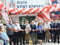 Bilecik Kent Konseyi hizmet binası açıldı