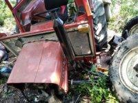 Bilecik'te traktör kazası