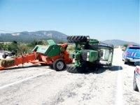 Gölpazarı-Vezirhan yolunda trafik kazası